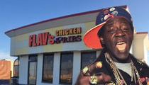 Flavor Flav's Fried Chicken -- We're Baaaack in Business ... For Now
