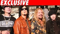 Motley Crue Sues: Our Managers F'ed Us!