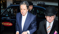 Charles Saatchi -- Dinner for 1 ... Try Not to Choke Anyone