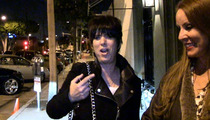 Legendary Songwriter Diane Warren -- Snoop Dogg Got Me SOOOO HIGHHHH