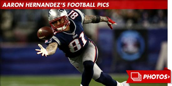 Aaron Hernandez Sued -- NFL Star SHOT ME in the Face