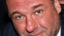 James Gandolfini Dead -- 'Tony Soprano' Actor Dies in Italy