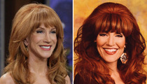 Kathy Griffin is 'Married with Children?'