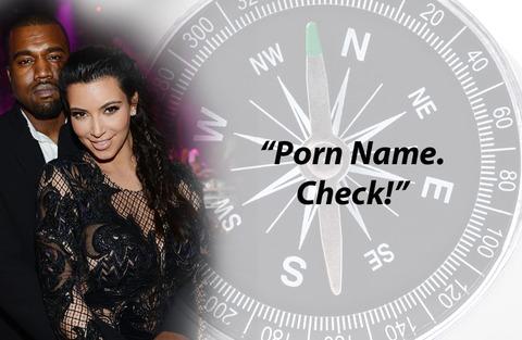 Kim Kardashian & Kanye Twitter Reactions to North West!
