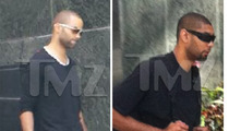 Tony Parker, Tim Duncan and the San Antonio Spurs -- Walk of Shame ... NBA Finals Edition