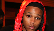Lil Snupe -- Suspect Sought in Killing of Meek Mill Protege