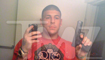 Aaron Hernandez -- Have Gun, Will Travel
