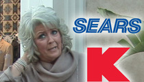 Paula Deen -- Kmart and Sears Bailing Out Too