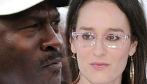 Michael Jordan Tried to Take My Virginity ... Says Former MTV Star Kennedy
