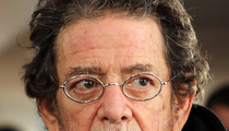 Lou Reed Back at Home After Medical Emergency -- 'He's Fine'