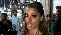 'Celebrity Apprentice' Alum Claudia Jordan -- Omarosa's Mom Just Punched Me
