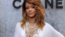 Rihanna -- The Great Panty Mystery