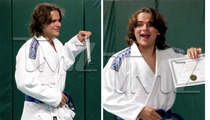 Prince Jackson -- Jiu Jitsu Badass at Legendary Fight School