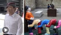 Psy -- Weird Heads-in-Butts Game is a 'Classic'