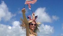 Heidi Klum -- God Breast America