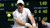 Andy Murray Wins Wimbledon ... FOR THE QUEEN!!!
