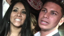 Snooki & Pauly D -- Some A-Hole Nazi Gave Out Our Cell Phone #s