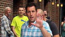 Adam Sandler's Left Hand -- The Unexplainable Phenomenon