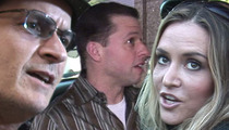 Charlie Sheen to Judge -- Jon Cryer Did it Right! Brooke Mueller Deserves Zip for Child Support