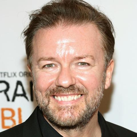 Ricky Gervais!