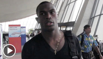 NFL Star Julio Jones -- Why Quarterbacks Hog the Camera & the Chicks