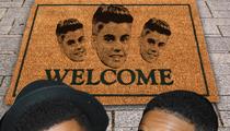 Justin Bieber -- I WON'T Turn My Back on Lil Twist, Lil Za