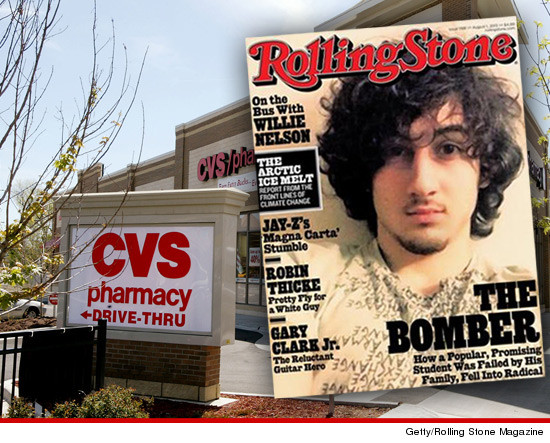 Rolling Stone Magazine -- Quit Your Bitching, Drake ... We Warned You About Cover Change