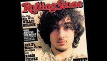 Rolling Stone -- Boycotting Our Cover Is Like Boycotting the Constitution