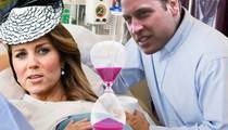 Kate Middleton in Labor -- Royal Baby on The Way!!!