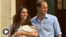 The Royal Baby -- Release His Name!! Or Else ...