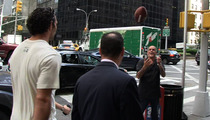 Mark Sanchez -- Completes Actual Pass! Fights to Keep His Job
