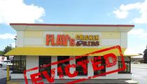 Flavor Flav's Fried Chicken Kicks the Bucket ... For Good