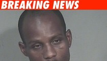 Stop Us If You Heard This Before -- DMX Arrested!