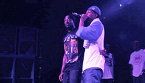 Charles Ramsey -- Honored on Stage by Bone Thugs-N-Harmony