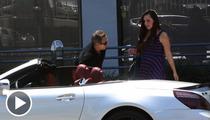 Anthony Weiner's Sexting Partner Sydney Leathers -- First Steps Into PORN BIZ
