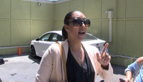 Tamera Mowry -- Yes I Steamed My Vag ... Yes It Was Weird