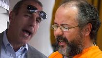 Matt Lauer -- Ariel Castro Interview SHUT DOWN