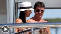 Simon Cowell -- So, I Knocked Up My Friend's Estranged Wife? Yacht's Life!