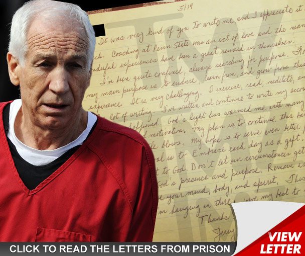 jerry sandusky young