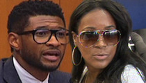 Usher's Ex-Wife Tameka Raymond -- I Want Custody ... Our Kids Are In Danger