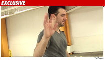 JC Chasez -- Victimized Before Attempted Break-In