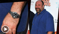 James Gandolfini -- What Kind Of a SCUMBAG Would Jack His Rolex?!?