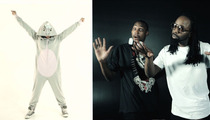 Ying Yang Twins -- We Got a Miley Cyrus Look-Alike for Music Video Tribute