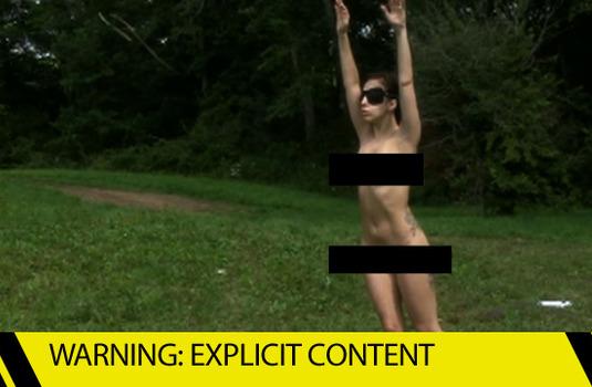 Lady gaga nude frontal pics