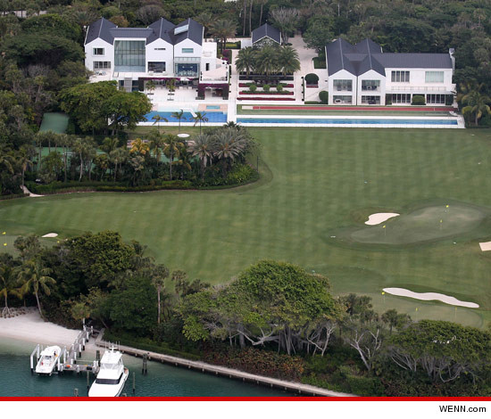 tiger wood house