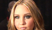 Amanda Bynes -- She's Crying ... And That's A Good Thing