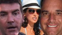 Simon's Baby Mama Lauren Silverman -- Custody or California ... Choose One