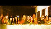 Scott Disick's Last Supper -- My Judas Is Hot