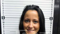 'Teen Mom' Jenelle Evans -- Goes Back to Jail ... With a Smile