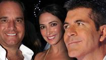 Simon Cowell's Baby Mama Lauren Silverman SETTLES Divorce
